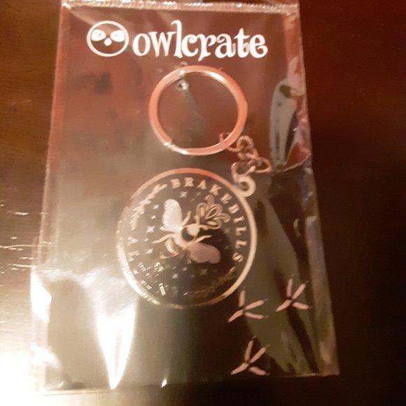OwlCrate Keychain